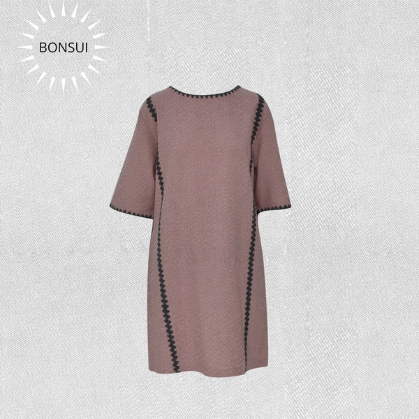 Bonsui Pink Dress