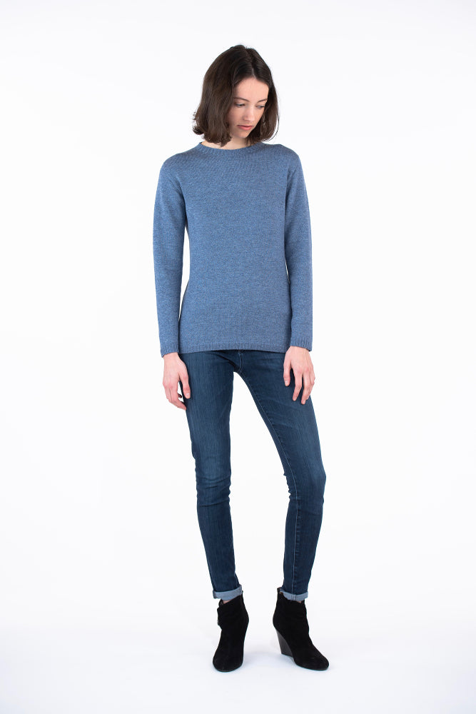 Erdaine Gem Crew Neck Sweater