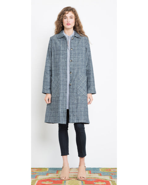 Prairie Underground Index Trench - Plaid