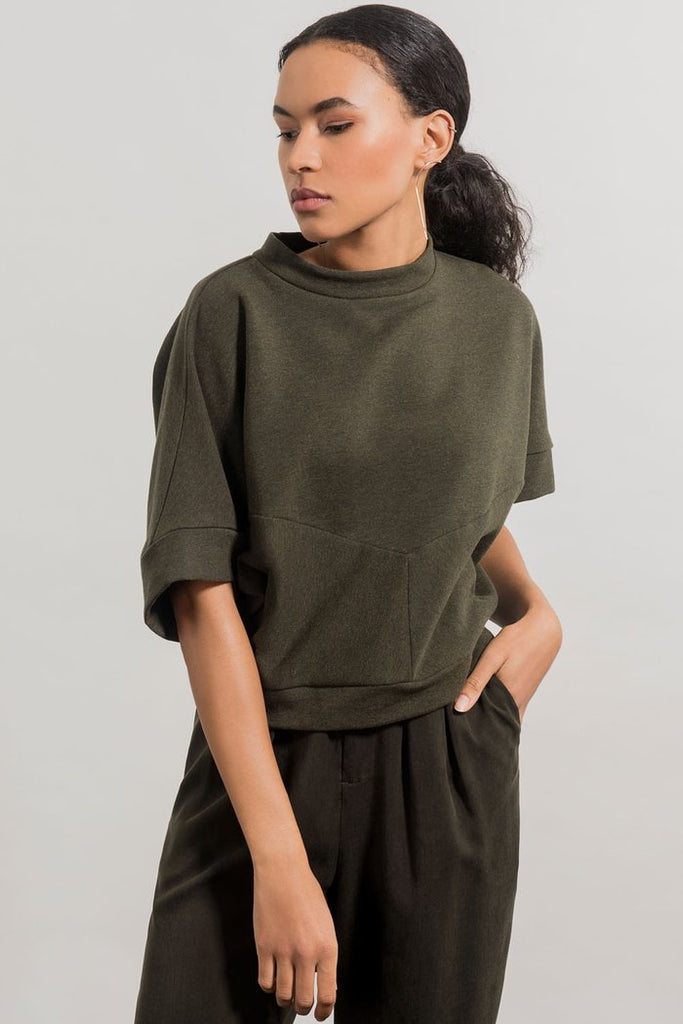 Jennifer Glasgow Razia Sweatshirt
