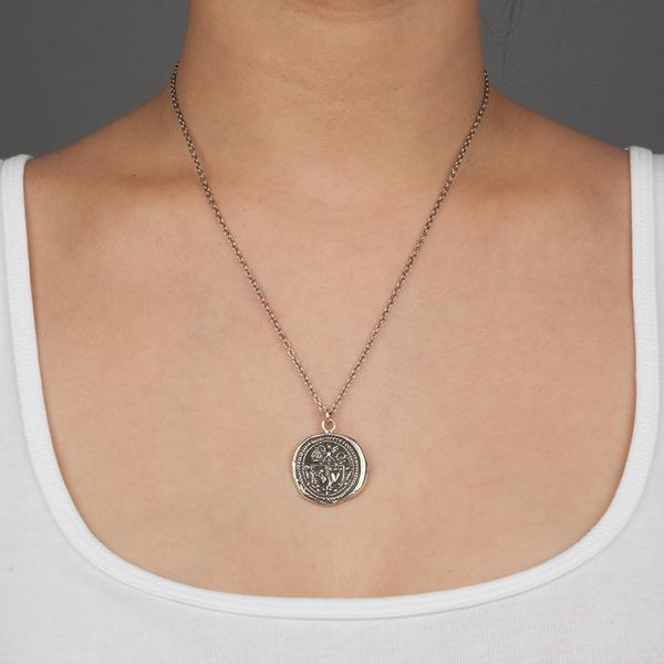 Pyrrha Nurturing Pendant Necklace