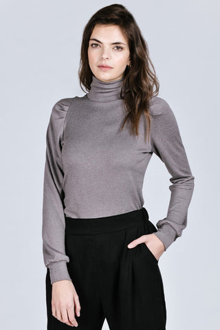 Allison Wonderland Pillar Banff Turtleneck