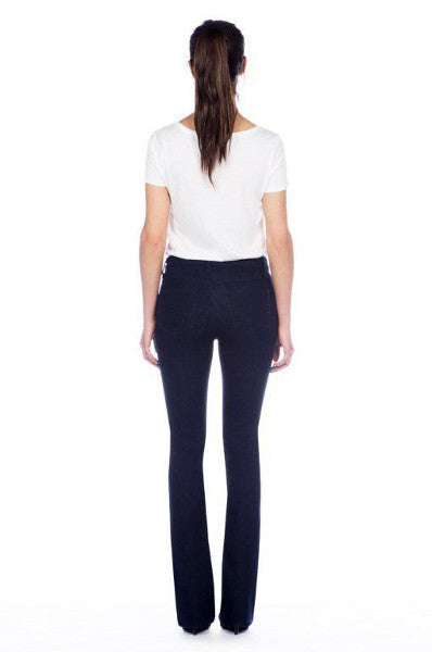 "Yoga Jeans ALEX 34"" Inseam - Rinse Indigo with Navy Stitching"