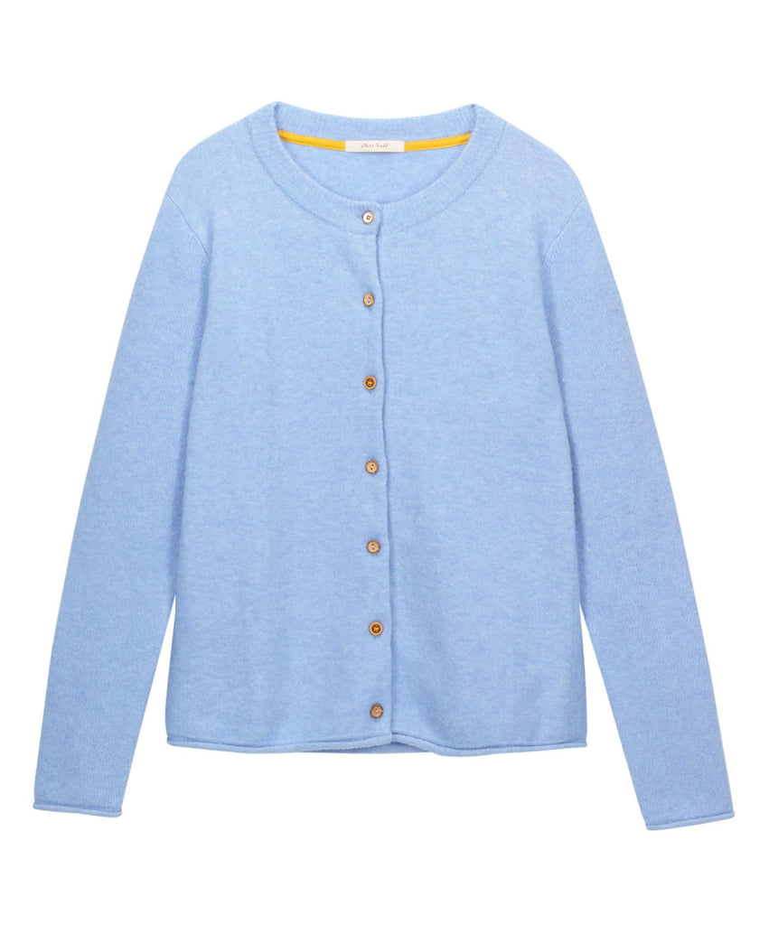 White Stuff Café Button Cardi