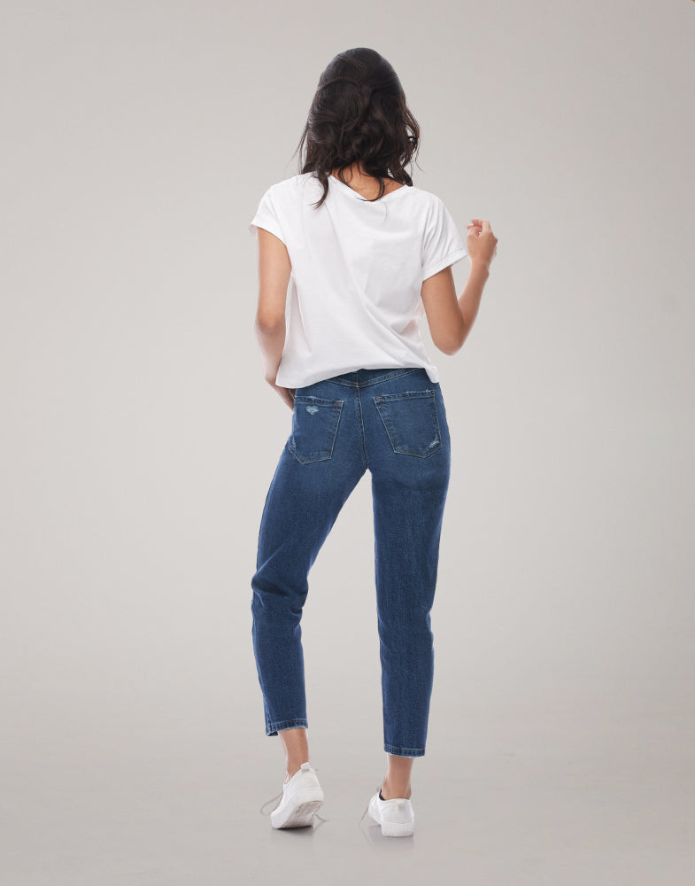"Yoga Jeans EMILY High Rise 27"" - Rush"