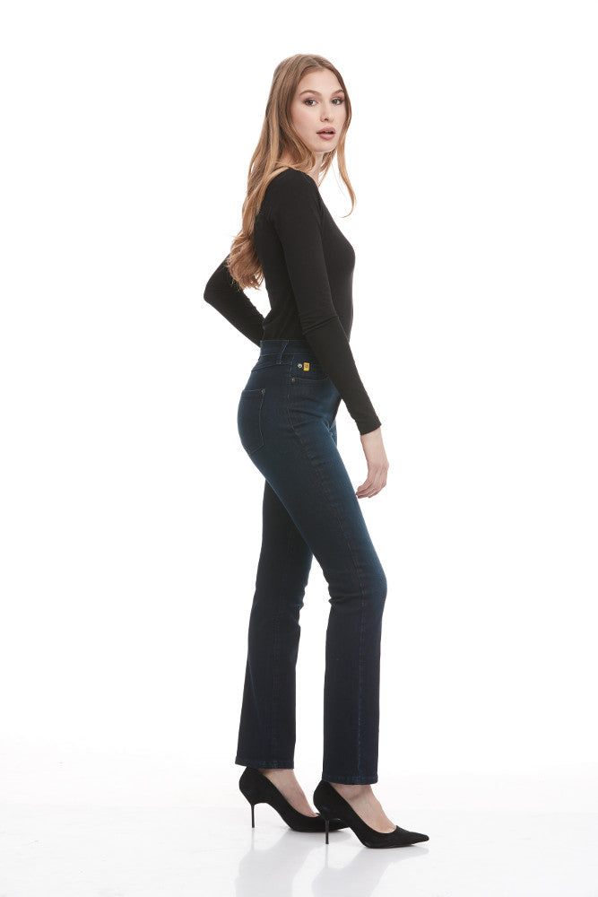 "Yoga Jeans ALEX 32""inseam - Reunion"