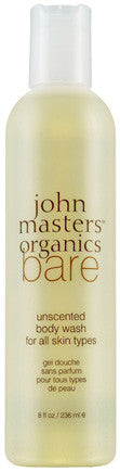 John Masters Organics BARE Body Wash - Unscented