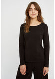 People Tree Fallon long sleeve top