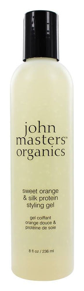 John Masters Organics Sweet Orange and Silk Gel
