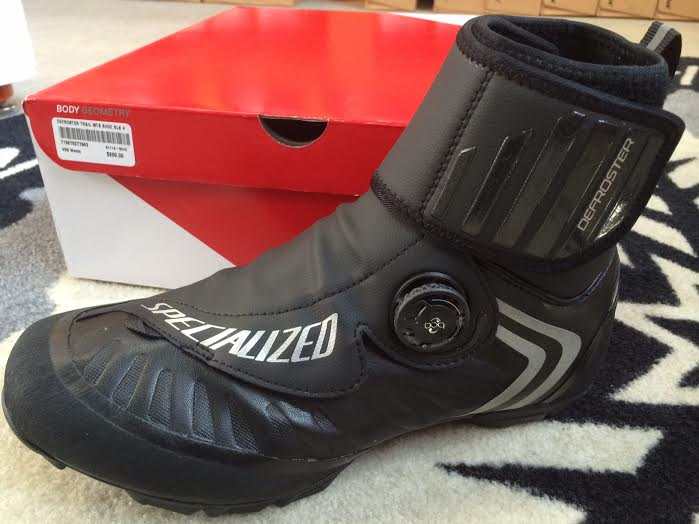 Specialized BG Defroster Trail MTB Shoe – Valley Bike and