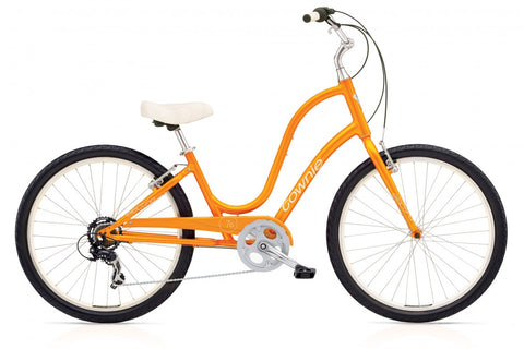 Townie Original 7D Ladies Orange Pearl