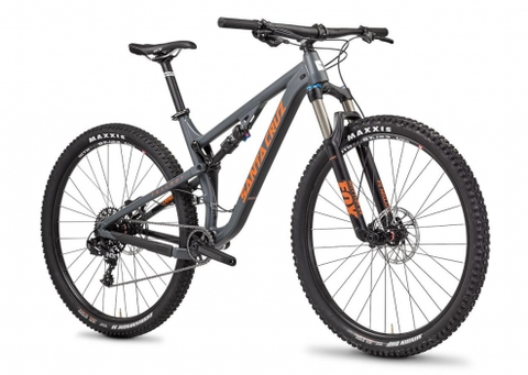 Santa Cruz Tall Boy R1x
