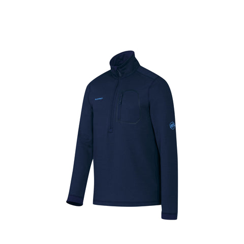 Mammut Men's Runbold ML Half Zip Pull