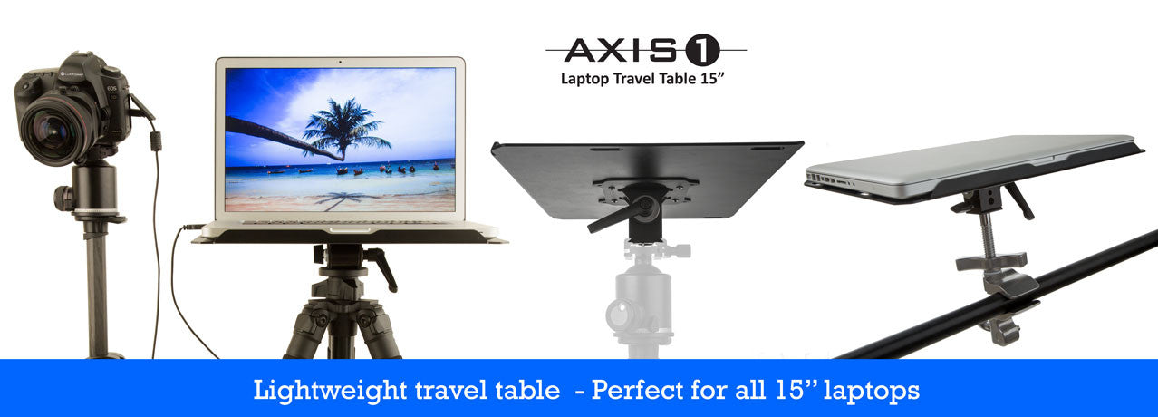 Axis 1 Laptop travel table