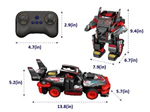 Great Learning Toy Car - Botzees RC - Interactive Race Car