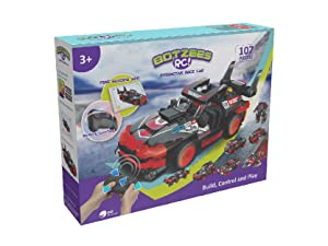 What's Included? - Botzees RC - Interactive Race Car