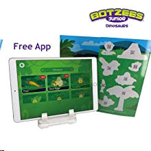 iOS and Android App included! - Botzees Junior - Dinos