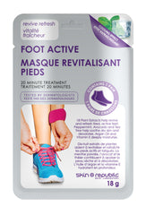 Foot Active |Masque Revitalisant Pieds
