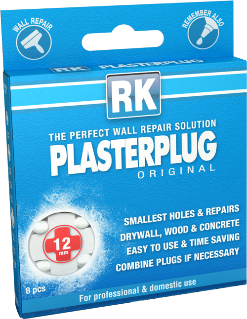 Plasterplug 12mm
