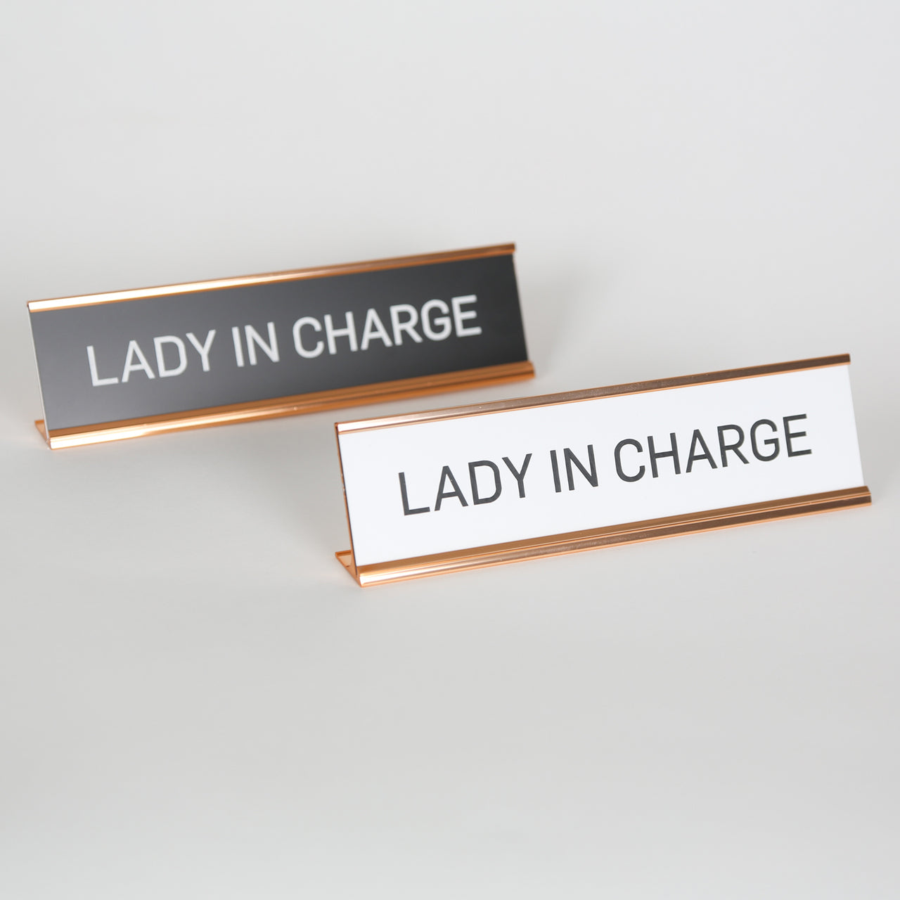 Lady In Charge