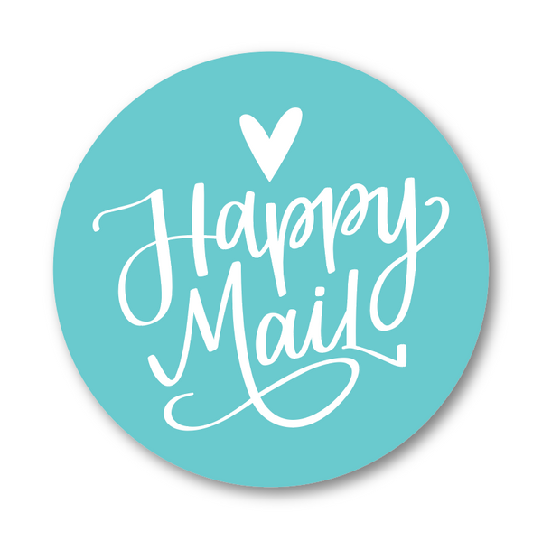 Happy Mail Sticker