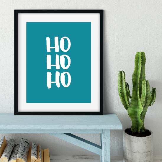 Ho Ho Ho // Digital Download