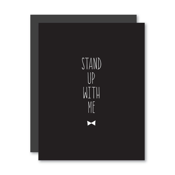 Stand Up With Me