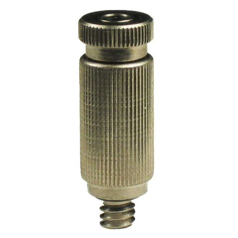 Misting & Cooling Nozzles Anti Drip Nickel Plated With Filter (pack of 20)