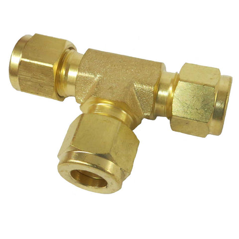 Misting & Cooling Compression Fitting Brass