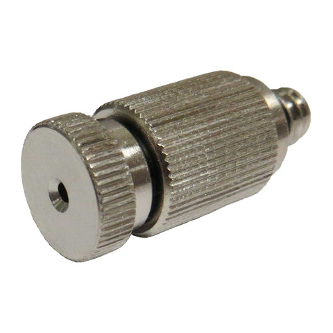 Misting System Nickel Plated Drain Valve