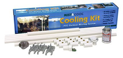 PVC OUTDOOR MISTING SYSTEM