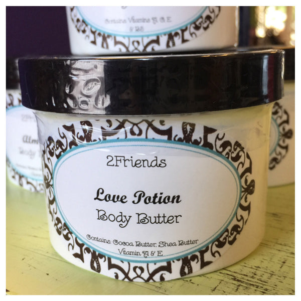 "2Friends Body Butter "" Love Potion """