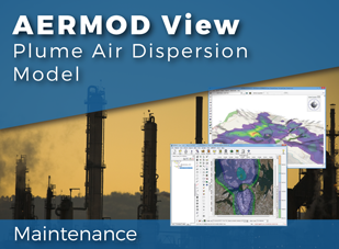 AERMOD View Maintenance - Late Renewal - 6mths - 50% Discount