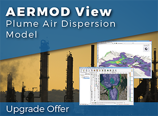 AERMOD View 9.6 Upgrade Promotion - Late Renewal - 6 Months
