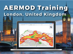AERMOD Training: London, UK - Apr 17-18, 2018