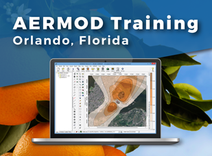 AERMOD Training: Orlando, USA- Nov 1-2, 2018