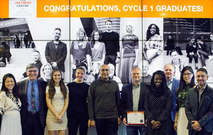 Graduating from the Joe Fresh Centre for Innovation