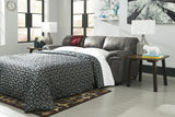Bladen Full Sofa Bed - Slate