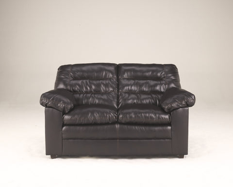 Knox DuraBlend Loveseat - Coffee
