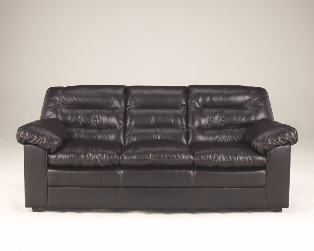 Knox DuraBlend Sofa - Coffee