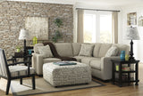 Alenya Small Sectional - Quartz