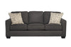 Alenya Sofa Bed - Charcoal