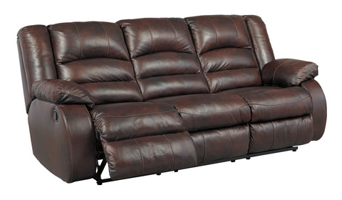 Levelland Reclining Power Sofa - Cafe