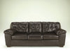 Alliston DuraBlend Sofa - Chocolate