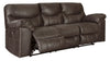 Boxberg Power Reclining Sofa - Teak