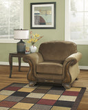 Montgomery Traditional Chair -  Mocha