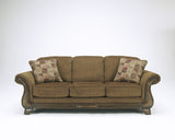 Montgomery Traditional Sofa - Mocha