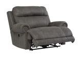 Austere Zero Wall Power Recliner - Grey