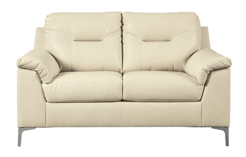 Tensas Loveseat - Ice