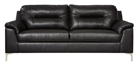 Tensas Sofa - Black